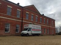 Foster's Removals, Man and Van Loughborough, East Midlands and beyond.