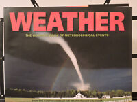 Lot of 200 Weather The ultimate book of meteorological events