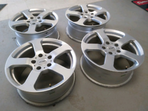 "17"" (5x120) Used BMW Alloy Rims"