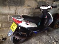 3 scooters spares or repairs