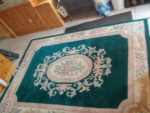 Area Rug and Runner
