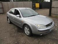 2003 Ford Mondeo Mk3 2.0TDCi 130 Zetec-S ***DEPOSIT TAKEN***