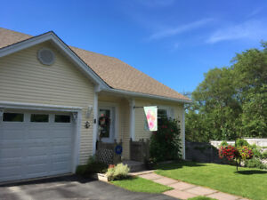 Back-split house for sale in Holyrood, NL with Panoramic View