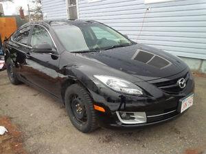 2012 Mazda Mazda6 GT Sedan