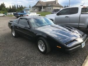 1990 Pontiac Firebird Formula Coupe (2 door)