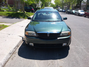 LINCOLN LS 2001 À VENDRE !!! À QUI LA CHANCE ???