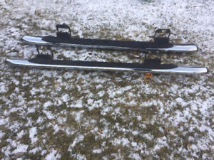 2010 Ford F-150 super cab running boards