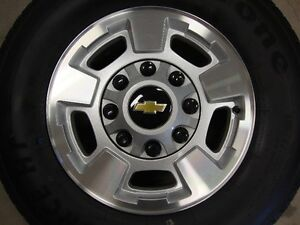 NEW! HD2500 & HD3500 CHEVROLET/GMC WHEELS $999 TIRES INCLUDED!!