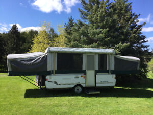 2004 Fleerwood Tacoma Tent Trailer For Sale $3750.00