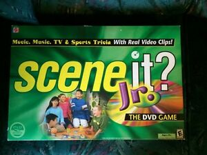 SCENE IT? JR. DVD GAME - PERFECT FOR CHRISTMAS! London Ontario image 1