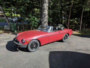 1975 MGB open to offers NEW PRICE