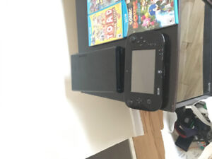 Wii U - On sale with some games!