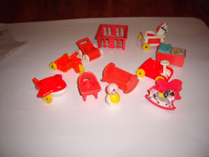 FISHER PRICE NURSERY