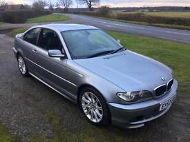 2003 BMW 3 Series 2.0 318Ci Sport Coupe 2dr Petrol Manual (180 g/km, 143