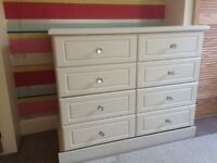 Chest of drawers redecorated in F&B