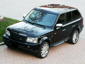 Range rover Sport with Extras