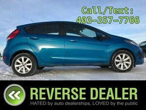 2012 Ford Fiesta SE  Heated seats, 3M Paint protection, Auto