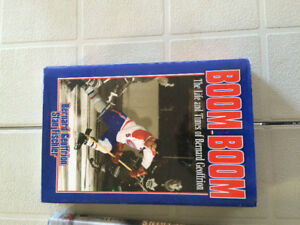 Three Montreal Canadiens Books