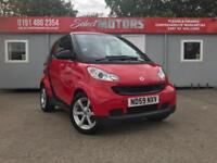 2009 Smart Fortwo Coupe Pulse Mhd Only 16k Miles 1