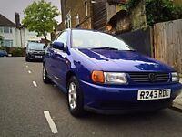 VW polo 1.4 ci