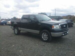 2006 Ford F-150 SuperCrew !! 4X4 !! V8 !! 4 DOOR !!
