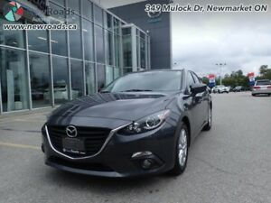 2015 Mazda Mazda3 GS - Bluetooth - $107.36 B/W