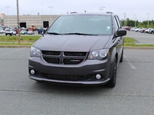 2017 DODGE GRAND CARAVAN GT with DVD!