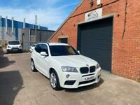 2014 BMW X3 xDrive20d M Sport 5dr Step Auto ESTATE Diesel Automatic
