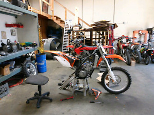 DIRTBIKE SERVICE AND REPAIR