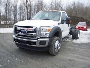 2012 Ford F-450 XLT 4x4 chassis Cab 6.7L diesel