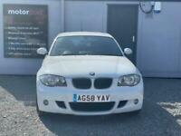 2009 BMW 1 Series 2.0 118D M SPORT 5d 141 BHP Hatchback Diesel Manual