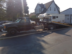 1995 Chevy 3500HD tilt & load with wheel lift