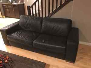 Natuzzi Edition Castello couch and chair Price drop!! Edmonton Edmonton Area image 1
