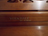 YORDALE by KAWAI Upright Piano,1961reduced price! Made in Japan!