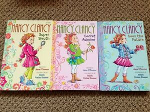 Nancy Clancy / Fancy Nancy Hardcovers Windsor Region Ontario image 1