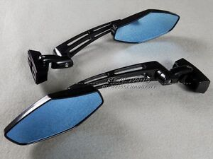 Yamaha r1 side mirror ebay for Yamaha r6 aftermarket mirrors