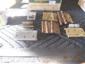 lots of diff kind of hings and a few barrel lock Kitchener / Waterloo Kitchener Area image 1