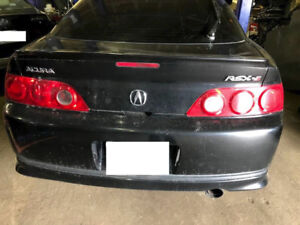 car parts 2005 Acura RSX Type S 210hp for PARTS! DC5 Part Out! K