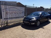 Does Mondeo 1.8TDCi Titanium X - NEW FLY WHEEL AND CLUTCH
