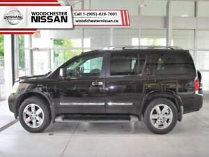 2014 Nissan Armada Platinum  - $236.64 B/W