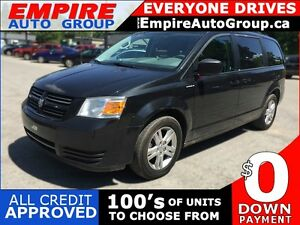 2010 DODGE GRAND CARAVAN SE * STOW N GO * POWER GROUP