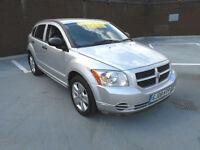(08) 2008 Dodge Caliber 1.8 SE Service History