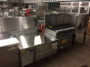 THE ULTIMATE IN NEW & USED RESTAURANT EQUIPMENT