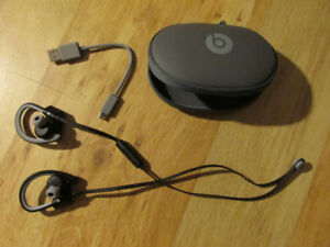 BEATS Powerbeats2 Dr. Dre Ear Headphone Wireless B0156 Bluetooth