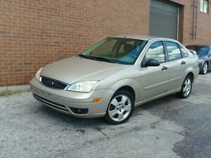 2006 Ford Focus ses Sedan  **CERTIFIED AND ETESTED**