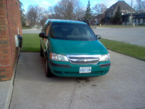 2003 Chevrolet Other Minivan, Van
