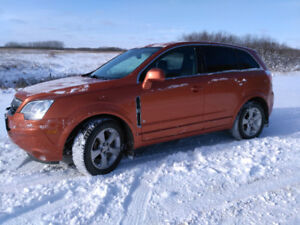 2008 Saturn VUE Red liner SUV, Crossover