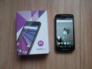 Moto G 3rd Gen phone for sale