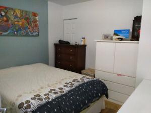 Colocation, à louer une chambre dans un bel app rénové