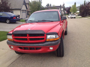 98 Dodge Dakota Pickup Truck LOW KMs